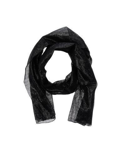 Armani Collezioni Oblong Scarves In Black