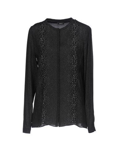 Akris Patterned Shirts & Blouses In Black