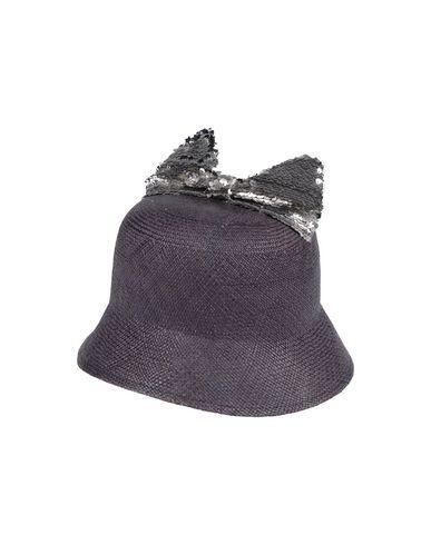 Federica Moretti Hat In Lead