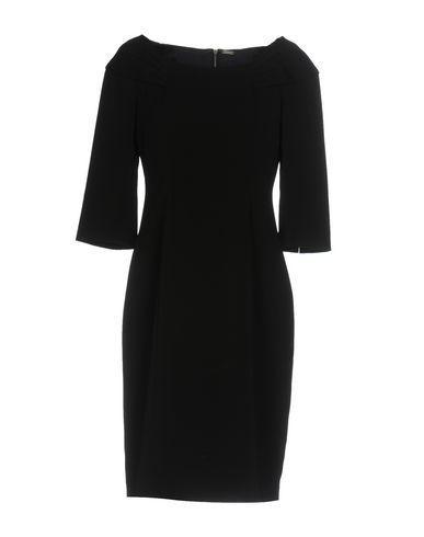 Elie Tahari Short Dresses In Black