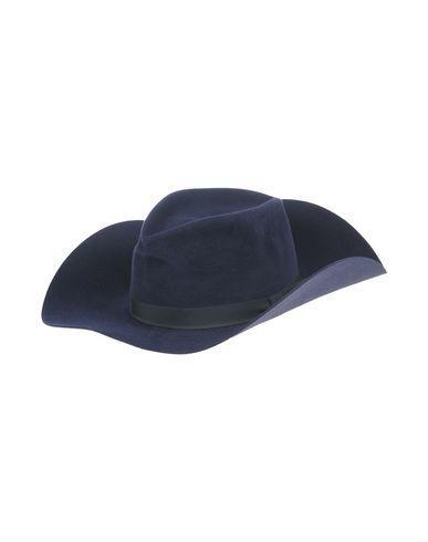Gladys Tamez Hat In Dark Blue