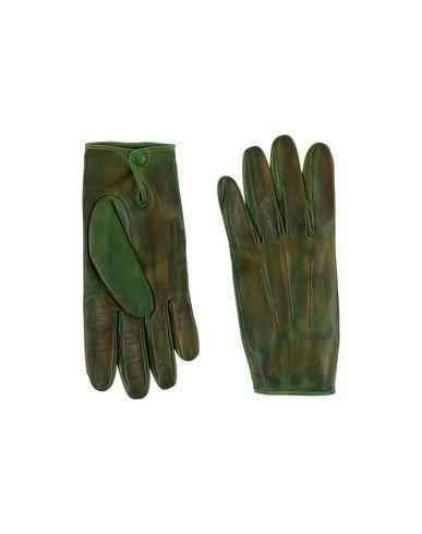 Agnelle Gloves In Green