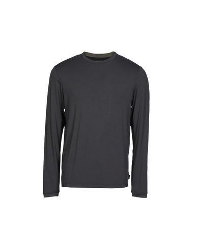 Armani Collezioni T-shirts In Lead
