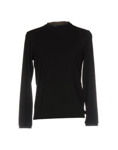 Armani Collezioni T-shirts In Black