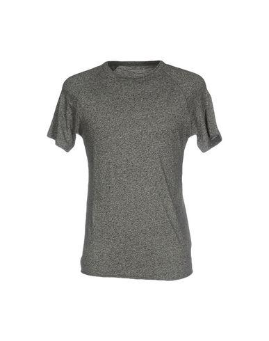Majestic T-shirts In Grey