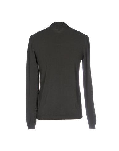 Armani Collezioni Sweater In Lead