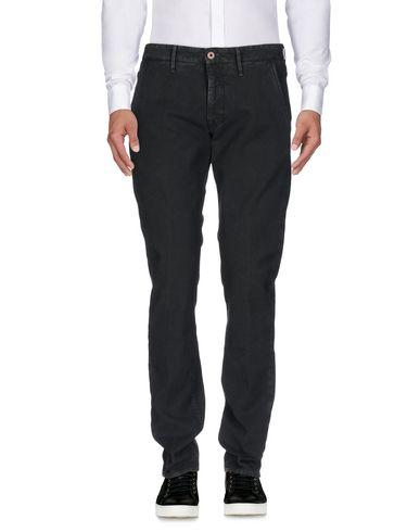 Incotex Casual Pants In Steel Grey