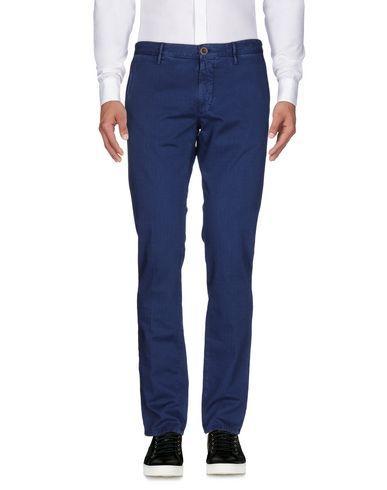 Incotex Casual Pants In Slate Blue
