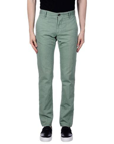 Incotex Casual Pants In Light Green