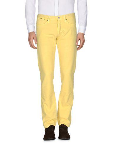 Incotex 5-pocket In Yellow