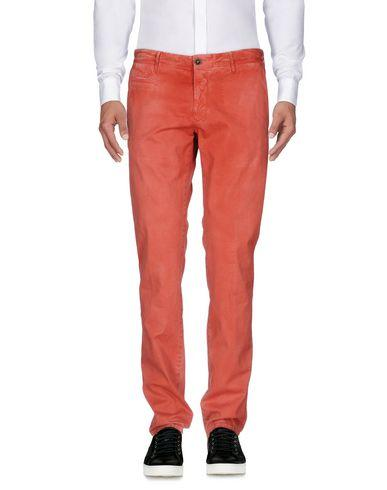 Incotex Casual Pants In Coral