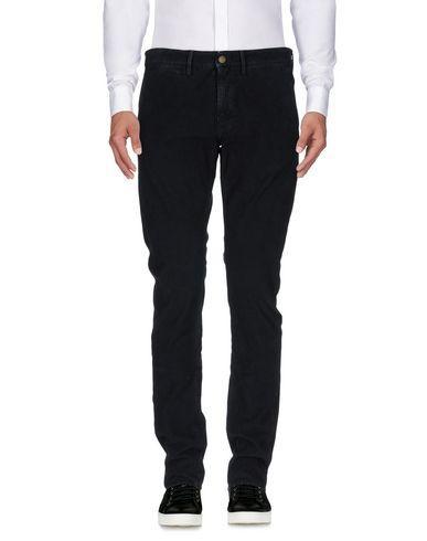 Incotex Casual Pants In Dark Blue