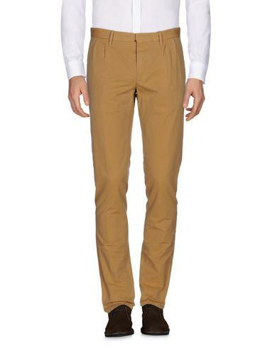 Incotex Casual Pants In Camel