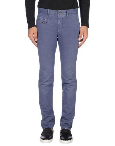 Incotex Casual Pants In Pastel Blue