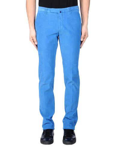 Incotex Casual Pants In Azure