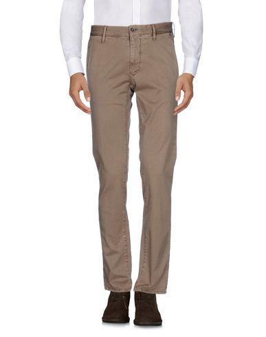 Incotex Casual Pants In Khaki