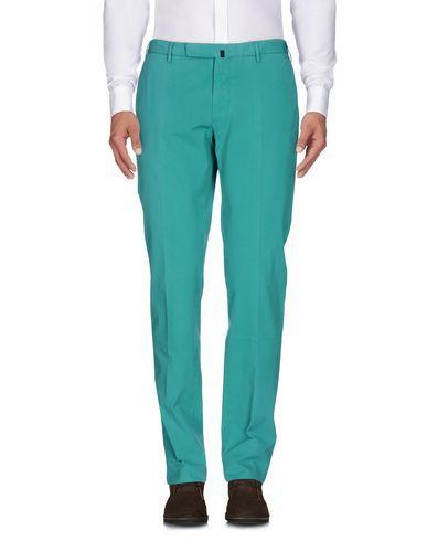 Incotex Casual Pants In Green