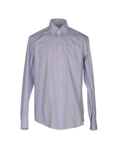 Versace Shirts In Lilac