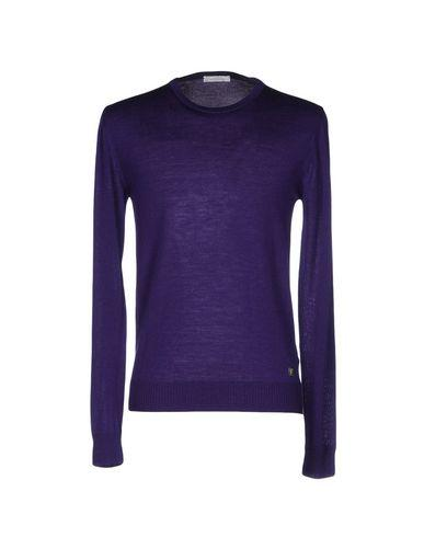 Versace Sweater In Mauve