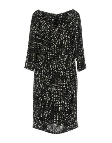 Talbot Runhof Knee-length Dress In Black