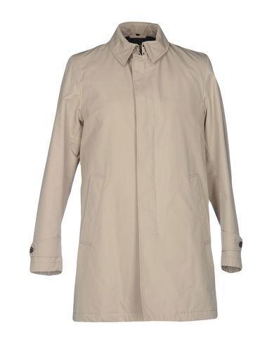 Sealup Full-length Jacket In Beige