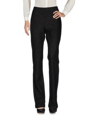 Donna Karan Casual Pants In Black