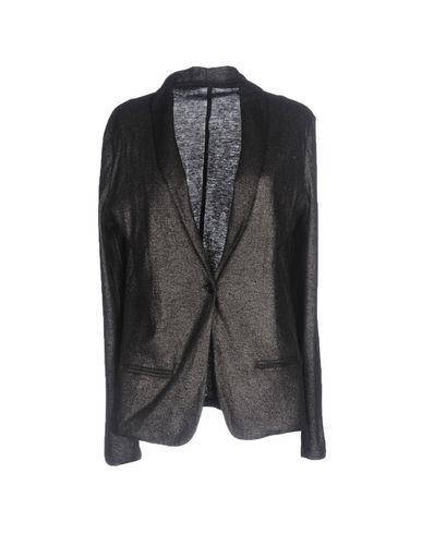 Majestic Blazers In Steel Grey