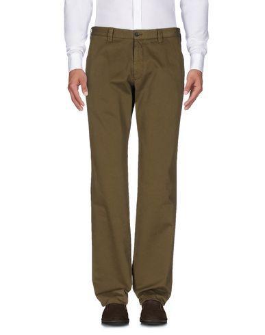 Armani Collezioni Casual Pants In Military Green