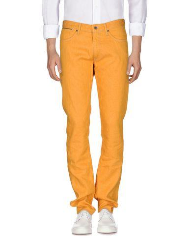 Incotex Jeans In Ocher