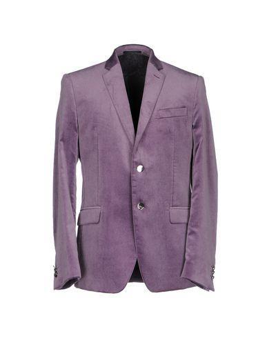 Versace Blazers In Light Purple