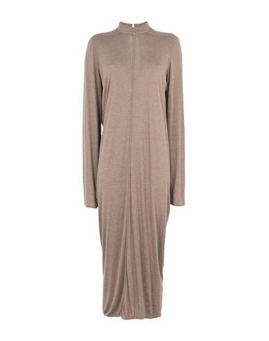 Rick Owens 3/4 Length Dresses In Khaki