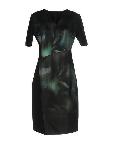 Elie Tahari Knee-length Dress In Dark Green