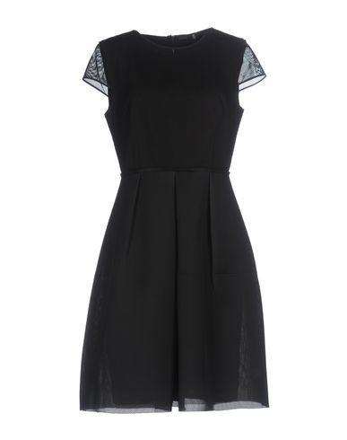 Elie Tahari Short Dress In Black