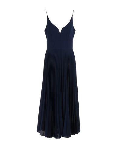 Nicole Miller Long Dresses In Dark Blue