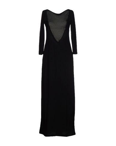 Majestic Long Dress In Black