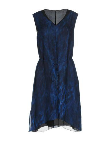 Elie Tahari Knee-length Dresses In Dark Blue