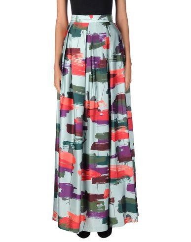 Raoul Long Skirts In Light Green