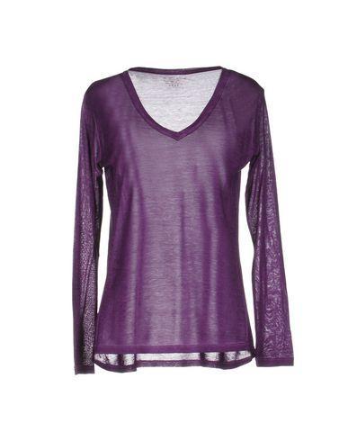 Majestic T-shirts In Purple
