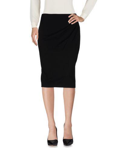Armani Collezioni 3/4 Length Skirts In Black