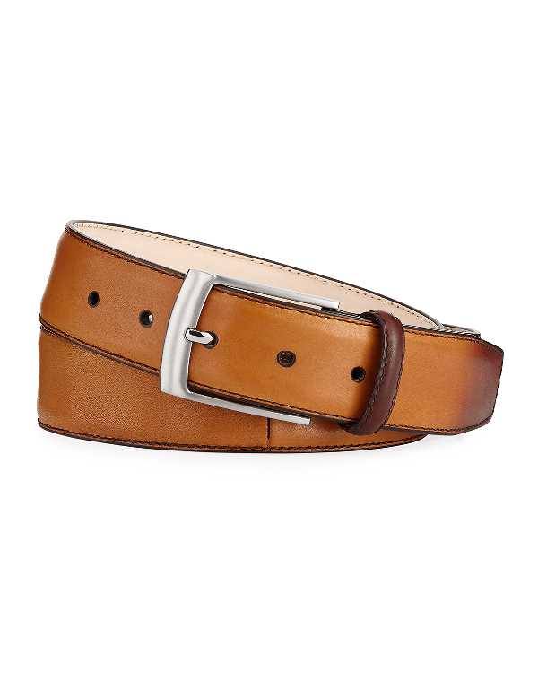 Magnanni Tanning Belt 1252 in Tabaco