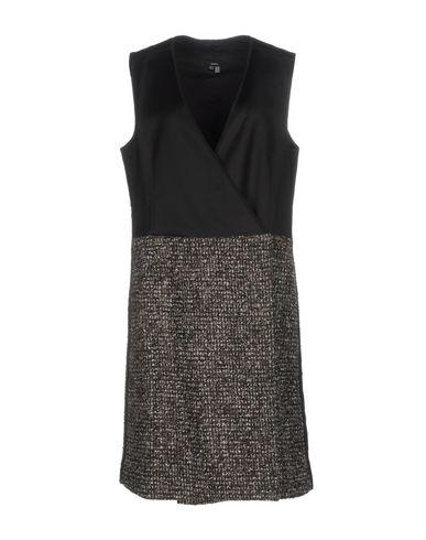 Raoul Knee-length Dress In Black