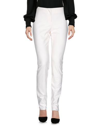 Armani Collezioni Casual Pants In White