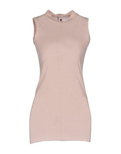 Rick Owens Basic Top In Light Pink