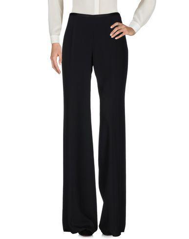 Armani Collezioni Casual Pants In Black