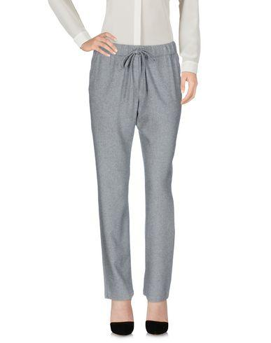 Majestic Casual Pants In Grey