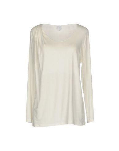 Armani Collezioni T-shirts In Ivory