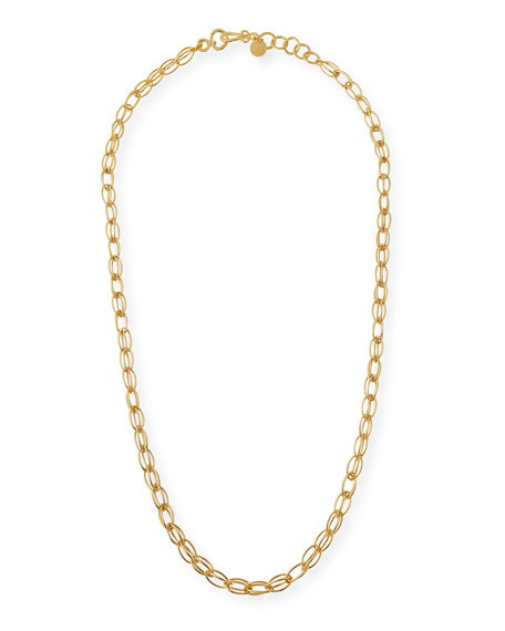 Stephanie Kantis Current Chain Necklace, 38 In Gold