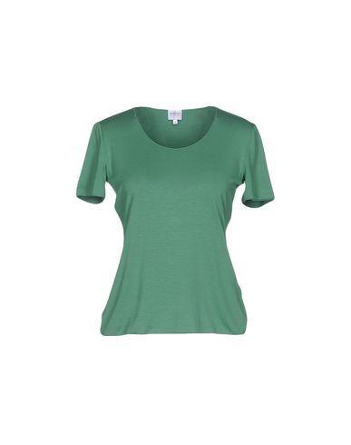 Armani Collezioni T-Shirts In Green