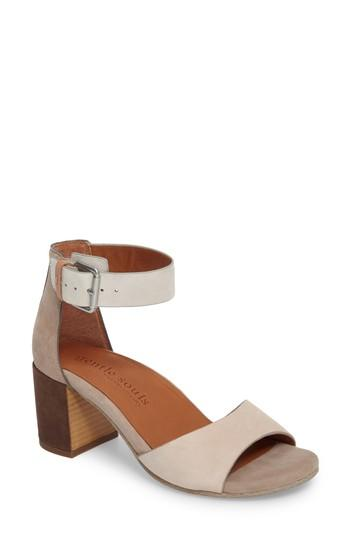 f1058d2668c6 Style Name  Gentle Souls By Kenneth Cole Christa Block Heel Sandal (Women).  Style Number  5384834. Available in stores.