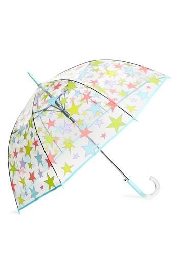 24a59ee73 Shedrain 'The Bubble' Auto Open Stick Umbrella - Pink In Nord Starlite